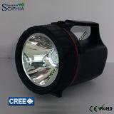 Neue 5W CREE LED Gewitterleuchten mit Lithium-Batterie
