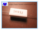Resistor Wirewound variável do cimento do revestimento da potência Rx27