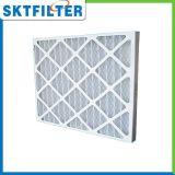 Воздушный фильтр панели входа с рамкой картона