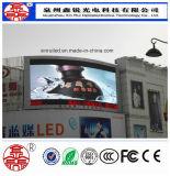 P10 옥외 풀 컬러 LED 스크린 전시 모듈 320mm*160mm