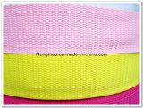 """1 de """" Gele Singelband van pp voor Textiel"""