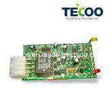 Электронная доска PCB СИД с компонентами
