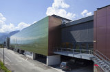 4mm PVDF 외부 건물을%s 알루미늄 외벽
