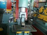 Q35y-20 hydraulische Ijzerbewerker voor het Scheren van Buigend Ponsen