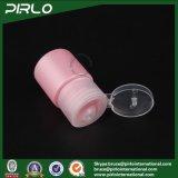 15ml de roze Plastic Fles van de Kleur met Tik Hoogste GLB voor de Kosmetische Fles van de Lotion van de Grootte van de Reis van de Monstertrekker van de Lotion Draagbare Plastic Kosmetische