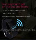 Способ резвится франтовской Wristband отслежывателя деятельности при пригодности браслета D21 с монитором тарифа сердца