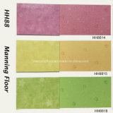 Commerciële VinylBevloering Dichte onderst-2mm Hh8815 van pvc