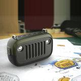 Altavoz al aire libre impermeable de Bluetooth 4.0 retros del rectángulo de sonidos de la dimensión de una variable del bolso FM0163 mini