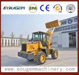 2017 Jahr Eougem Gem928 Zl18f haben die 1.8 Tonnen-Qualität Hoflader/Radlader einen heißen Verkauf ganz über dem Über