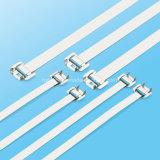 relation étroite de câble/enveloppe de Rochet-Lokt d'acier inoxydable de 10*400/10*1500mm