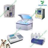 Medizinisches automatisches Biochemie-Analysegerät des Tierarzt-Ysvet0305 halb