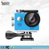 De waterdichte Camera van de Actie van WiFi 4k Untra HD W9 van de Leverancier van kabeltelevisie