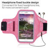 Nuova fascia di braccio del telefono di sport del tessuto di stile