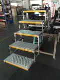 Elektrische 5 die Stap, het Aluminium van de Ladder Ladder voor Bus vouwen