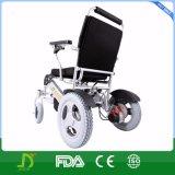 сложенная 5-Second алюминиевая облегченная портативная кресло-коляска силы