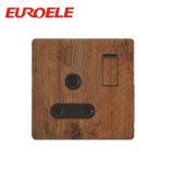 Soquete de madeira do Pin da cor 5 do PC da Muti-Função do uso geral