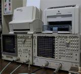 Cabo Rg59 + de cabo distribuidor de corrente/computador cabo do áudio do conetor de cabo de uma comunicação de cabo dos dados do cabo