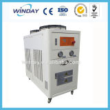 냉장고를 위한 냉각 장치의 공기에 의하여 냉각되는 냉각장치