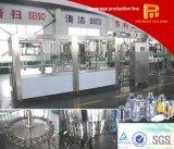 Macchina di rifornimento di plastica automatica della bevanda della soda della bottiglia con la catena di imballaggio e di salto