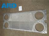 Titanio C2000 AISI304 AISI316 de la placa de Thermowave Tl500bwss Tl500PP Tl650ss