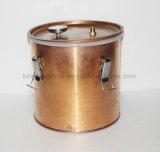 De Kingsunshine 30L/8gallon d'alambic de maison de distillateur d'alcool d'alcool illégal toujours spiritueux de cuivre