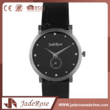 Reloj artificial de señora Leather Quartz