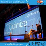 Performance stable P4 Table d'affichage LED intérieure pour salle de réunion