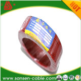 Обернутый фольгой бескислородный прозрачный провод кабеля диктора для усилителя & громкоговорителя