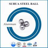 bola de metal de aluminio sólida de la bola de 35m m Al5050