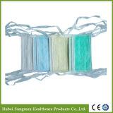 Хирургический устранимый лицевой щиток гермошлема с Tie-on
