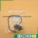 "V20d 0.36 "" 3개의 철사 (색깔을%s 가진 LED DC 0-100.0V 디지털 표시 장치 전압계: 빨강)"