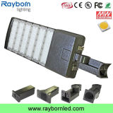 Luz de rua ao ar livre do diodo emissor de luz da fotocélula Ik08 300W Shoebox de RoHS do Ce