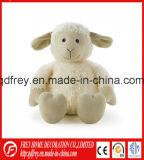 Brinquedo personalizado do cordeiro do luxuoso para a promoção do brinquedo do bebê