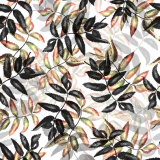 Schöne Entwürfe druckten Satin-Silk Gewebe für Ordnung