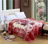 子供のMoraの毛布によって印刷されるピクニック北極の羊毛毛布のための専門毛布