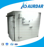 高品質の低温貯蔵のプロジェクトの費用