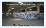 洗濯洗剤の工場