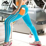 gym Pants Fitness Wear 도매 숙녀의 스포츠 Legging
