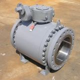 Fabricante da válvula de esfera padrão do ANSI de China Wcb