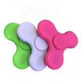 EDC van de Spreker van de Spinner van de nieuwe LEIDENE van de Flits friemelt het Draadloze MiniHand van Bluetooth Muisic Fidnet Speelgoed voor Autisme en Volwassen Grappig van Jonge geitjes Stuk speelgoed