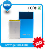 8000mAh Carregadores Portáteis para Smart Phone Credit Card Power Bank