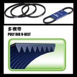 Cinturón de caucho V de Pk / Pj ajustable Multi-Ply