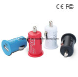 Caricatore portatile accumulatore per di automobile della carica rapida di buona qualità, caricatore promozionale dell'automobile del USB per il telefono delle cellule