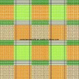 100%Polyester грейпфрут Pigment&Disperse напечатал ткань для комплекта постельных принадлежностей
