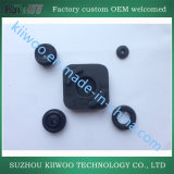 Kundenspezifischer Silikon-Gummi-materieller Schlag-Absorptions-Anschlagpuffer