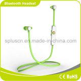 pour des sports exécutant le mini écouteur stéréo sans fil de Bluetooth, écouteurs de sport de Neckband pour la gymnastique