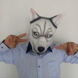 디자인 유액 가면 Unicorn Halloween 새로운 가면 주문 고무 가면