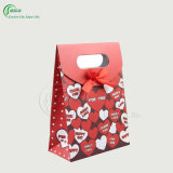 Bolsa de papel modificada para requisitos particulares para el regalo (KG-PB011)