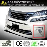 Selbstauto-Nebel-Licht-Chrom-Überzug-Deckel für Toyota-Aqua 10 Serie