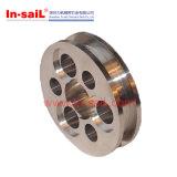 Peças do aço inoxidável do CNC do formato 4
